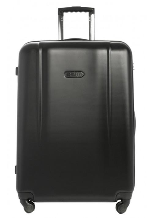 Черный чемодан с колесами Epic POP 4X IV L Black