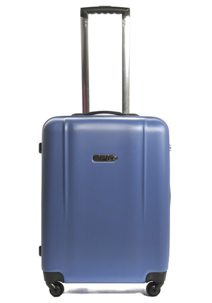 Средний чемодан с колесами Epic POP 4X IV M Bijou Blue