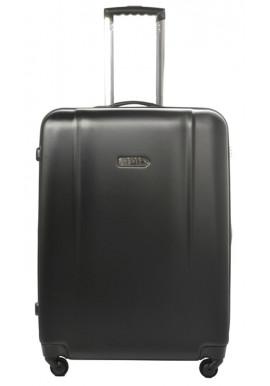 Фото Темный чемодан с колесами Epic POP 4X IV M Black