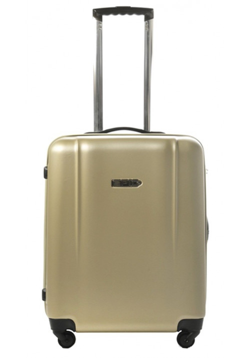 Светлый чемодан с колесами Epic POP 4X IV M Cava