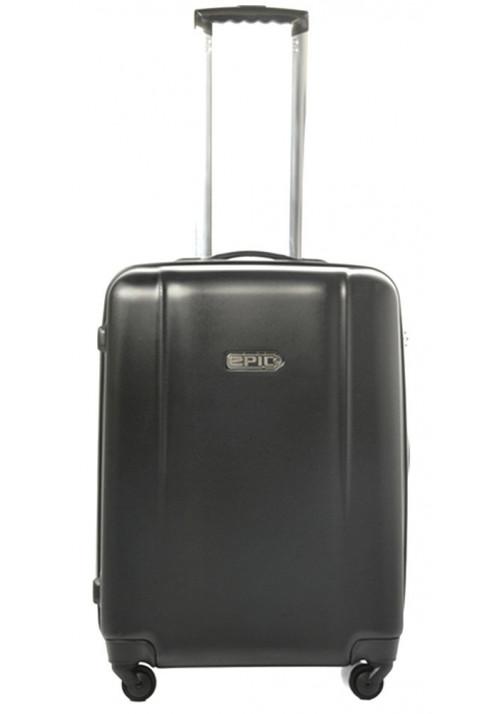 Чемодан с колесами для путешествий Epic POP 4X IV S Black
