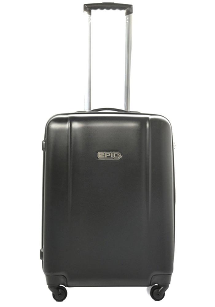 Чемодан с колесами для полета Epic POP 4X IV S Black