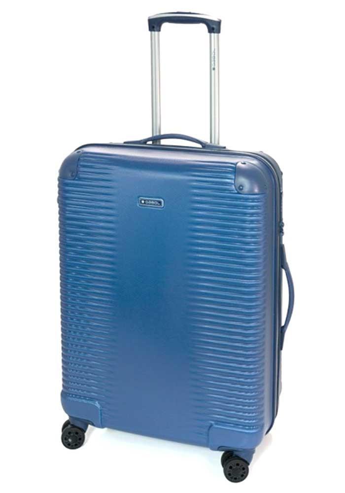 Современный чемодан с колесами Gabol Balance M Blue
