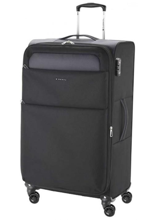 Черный чемодан на колесах Gabol Cloud L Black