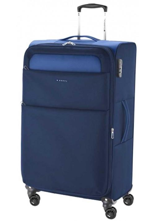 Синий чемодан на колесах Gabol Cloud L Blue