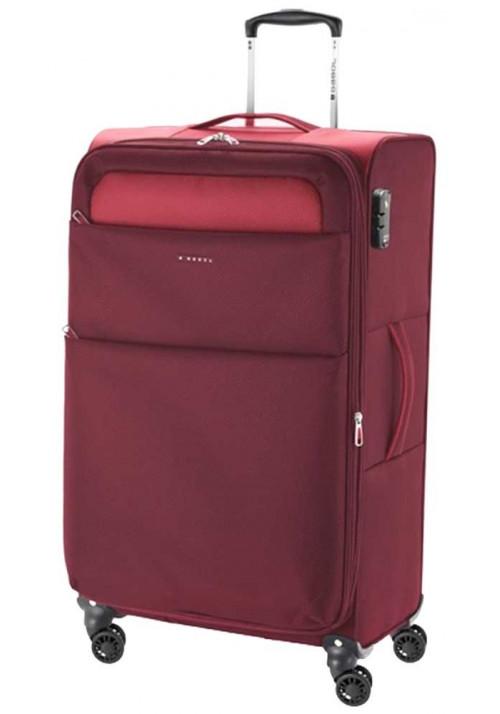 Красный чемодан на колесах Gabol Cloud L Red