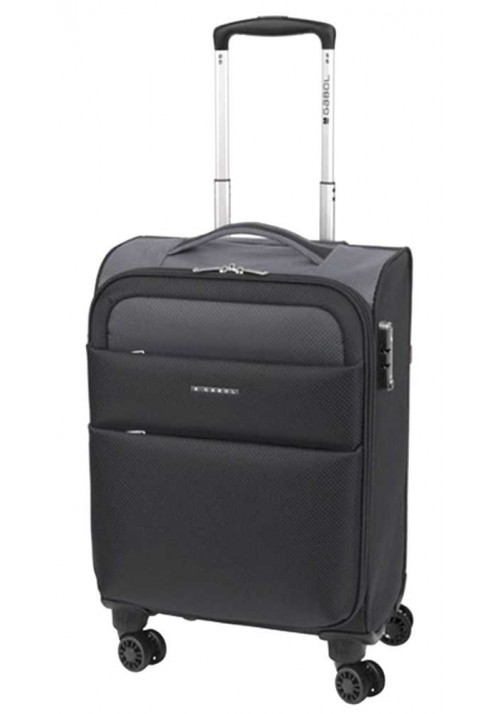 Маленький чемодан на колесах Gabol Cloud S Black