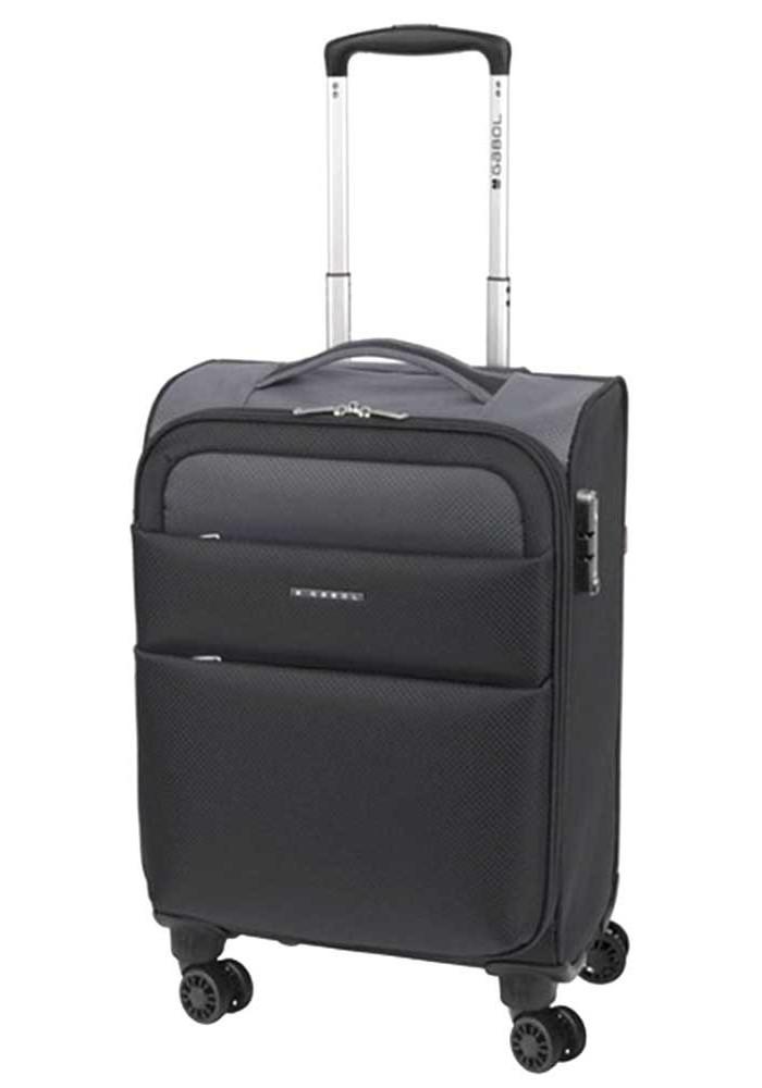 Фото Маленький чемодан на колесах Gabol Cloud S Black
