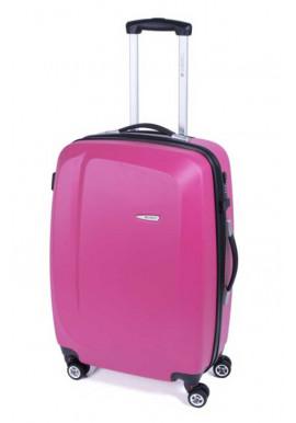 Фото Женский чемодан на колесах Gabol Line M Fuchsia