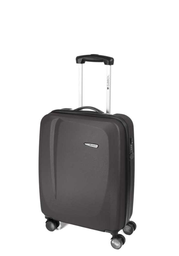 Дорожный чемодан на колесах Gabol Line S Grey
