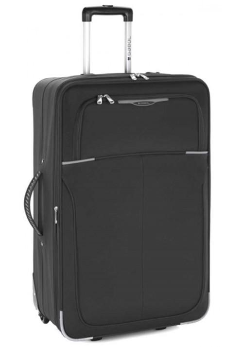 Черный чемодан на колесах Gabol Malasia L Black