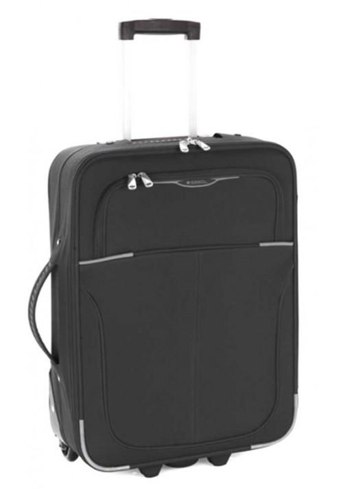 Чемодан на колесах для багажа Gabol Malasia S Black