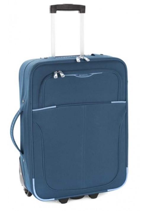 Багажный чемодан на колесах Gabol Malasia S Blue