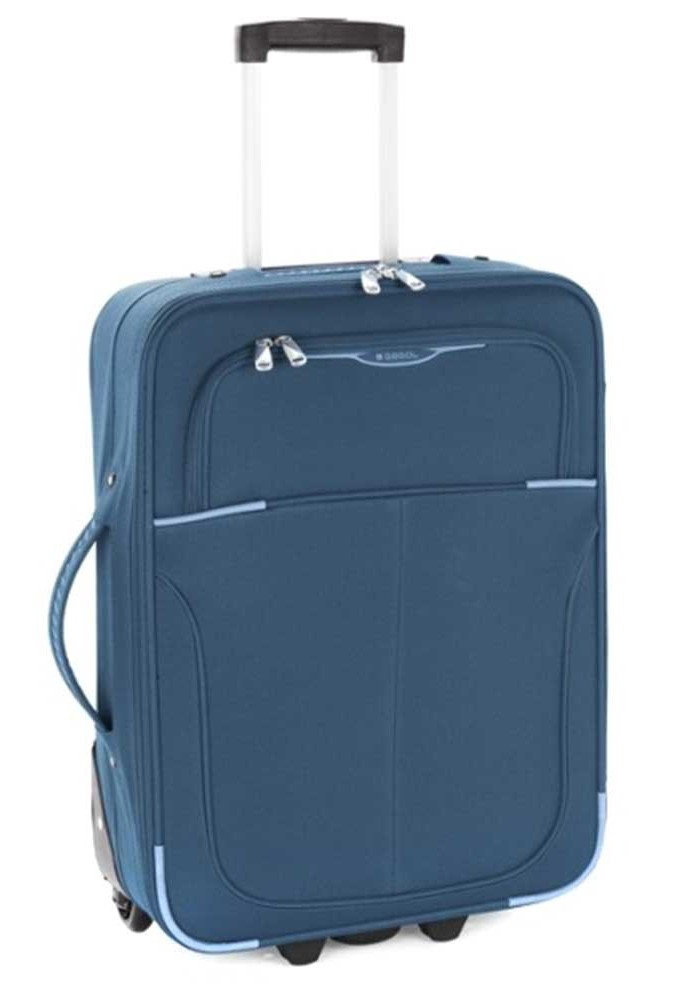Фото Багажный чемодан на колесах Gabol Malasia S Blue