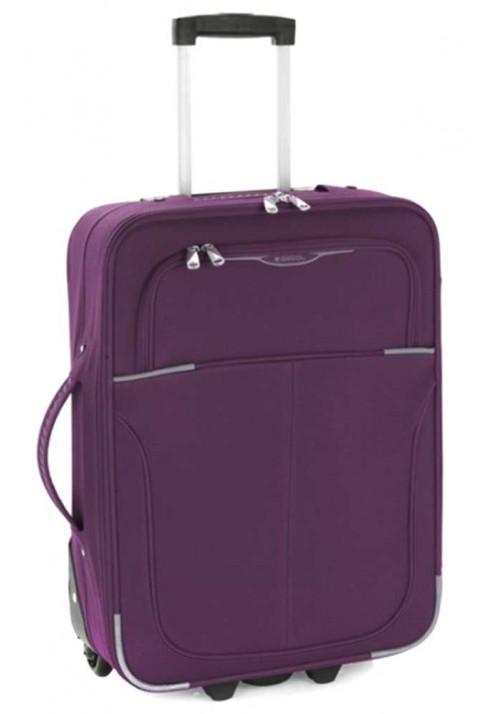Дорожный чемодан на колесах Gabol Malasia S Purple