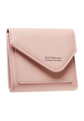 Фото Розовый кошелечек Amelie Jus Pink