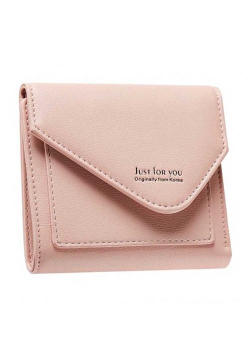 Розовый кошелечек Amelie Jus Pink