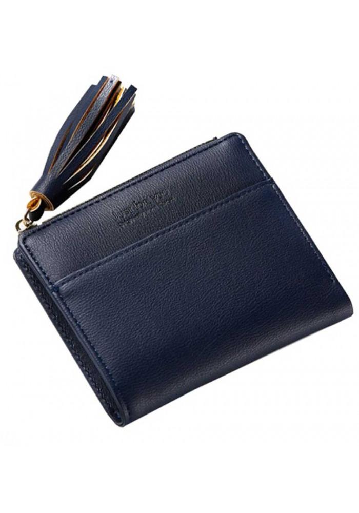 Синий мини-кошелек Amelie Mini Blue
