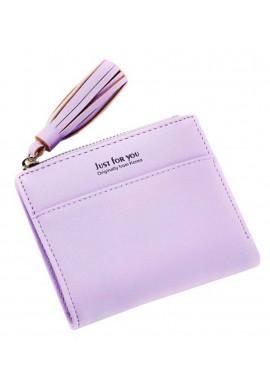 Фото Сиреневый кошелек Amelie Mini Light Purple
