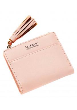 Фото Малый женский кошелек Amelie Mini Pink