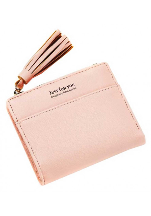Малый женский кошелек Amelie Mini Pink