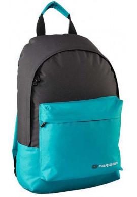 Фото Двухцветный рюкзак Caribee Campus 22 Ceramie Mint Asphalt