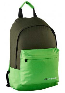 Фото Черно-зеленый рюкзак Caribee Campus 22 Classic Green Dufflebag