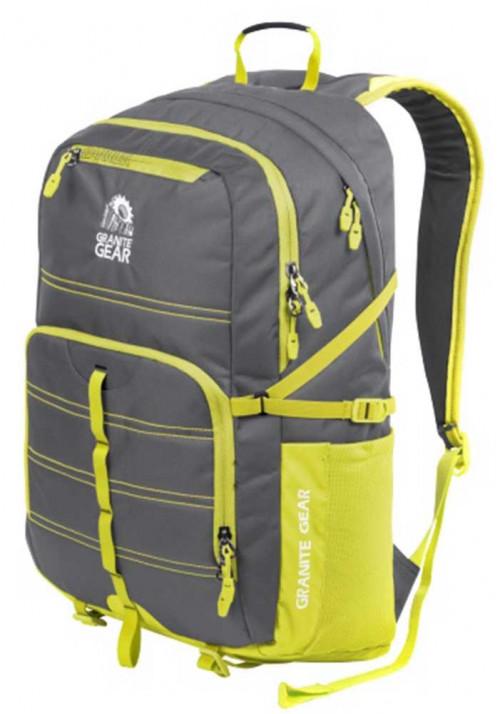 Серо-желтый рюкзак Granite Gear Boundary 30 Flint Neolime