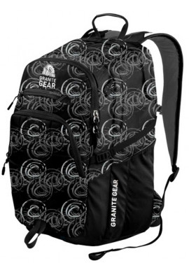 Фото Стильный рюкзак Granite Gear Buffalo 32 Circolo Black Chromium