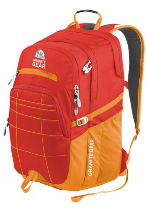 Оранжевый рюкзак Granite Gear Buffalo 32 Ember Orange Recon