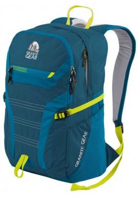 Фото Влагозащищенный рюкзак Granite Gear Champ 29 Basalt Blue Bleumine Neolime