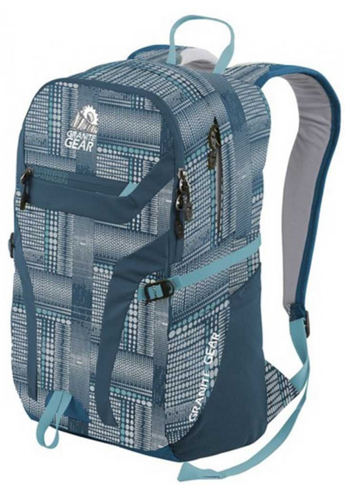 Водонепроницаемый рюкзак Granite Gear Champ 29 Dotz Basalt Blue Stratos