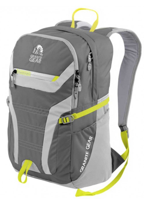 Влагостойкий рюкзак Granite Gear Champ 29 Flint Chromium Neolime