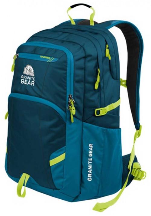 Рюкзак с большим количеством карманов Granite Gear Basalt Bleumine Neolime
