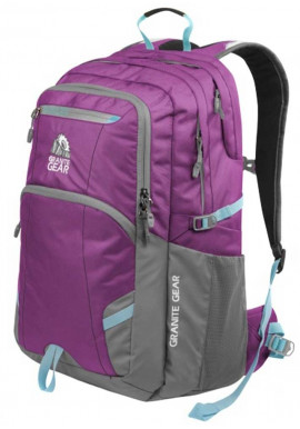 Фото Сиреневый рюкзак Granite Gear Sawtooth 32 Verbena Flint Stratos