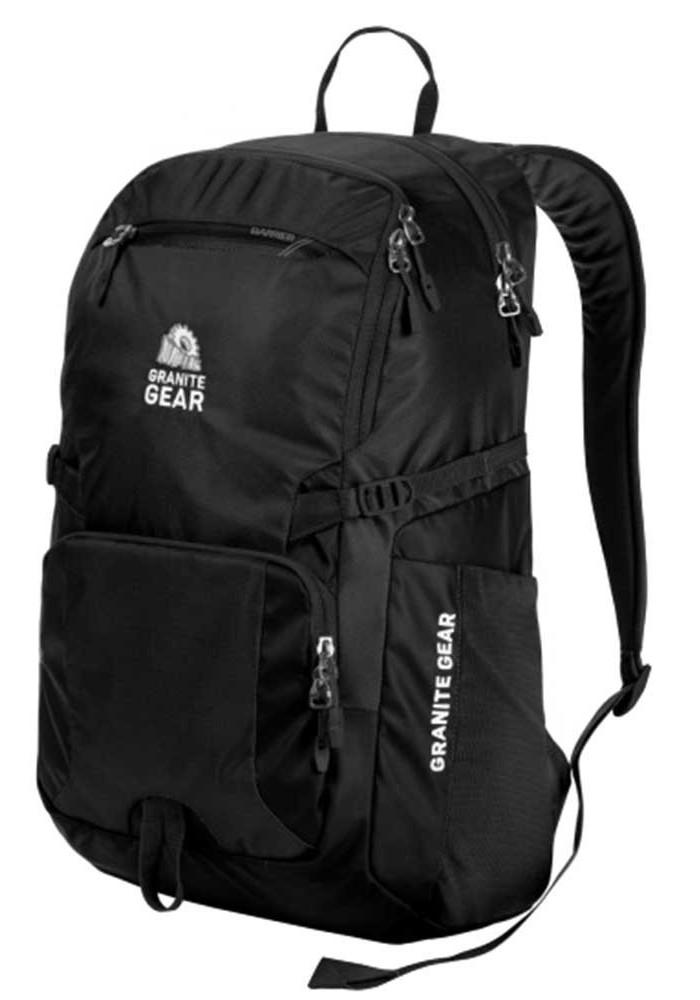 Черный рюкзак Granite Gear Marais 30 Black