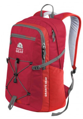 Фото Красный рюкзак Granite Gear Portage 29 Red Rock Ember Orange Flint