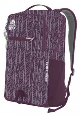 Фото Сиреневый рюкзак Granite Gear Fulton 30 Bambook Gooseberry