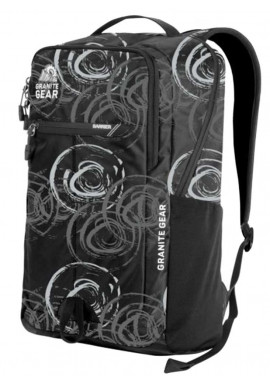 Фото Рюкзак с узором Granite Gear Fulton 30 Circolo Black