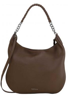 Фото Коричневая женская кожаная сумка Forstmann