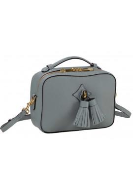 Фото Серая женская сумочка-клатч Forstmann