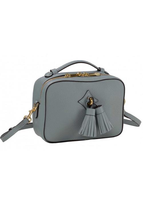 Серая женская сумочка-клатч Forstmann
