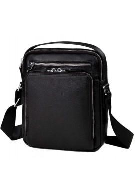 Фото Стильная кожаная сумка мужская на плечо Tiding Bag