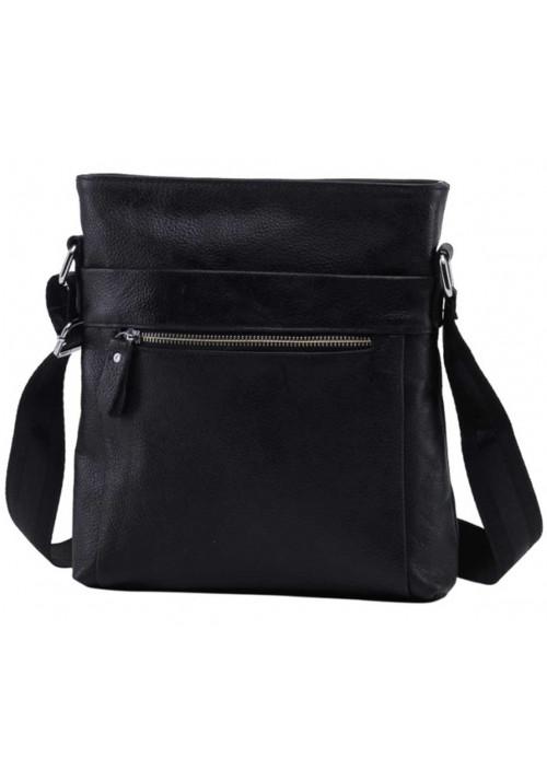 Кожаная сумка на плечо без клапана Tiding Bag