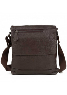 Фото Темно-коричневый мессенджер TIDING BAG