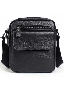 Кожаная мужская сумка через плечо Tiding Bag A25