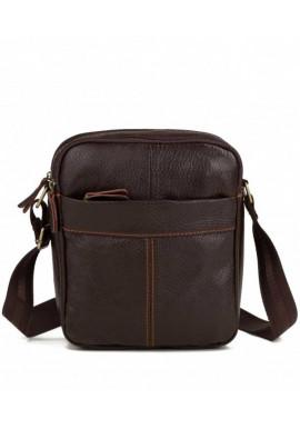 Фото Коричневая сумка через плечо Tiding Bag M38-1025C