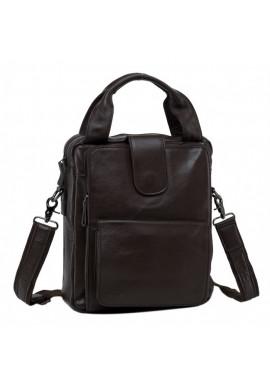 Мессенджер на плечо с хлястиком Tiding Bag 7266C