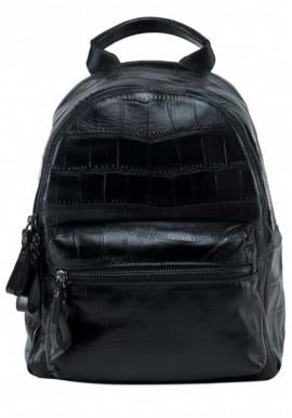 Фото Кожаный женский рюкзак из говяжьей кожи Tiding Bag