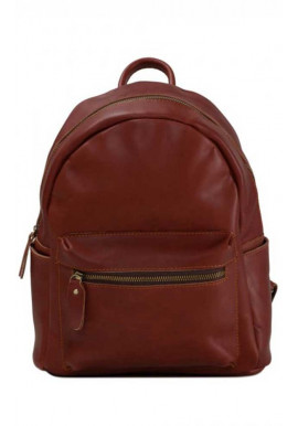 Фото Кожаный модный рюкзак Tiding Bag